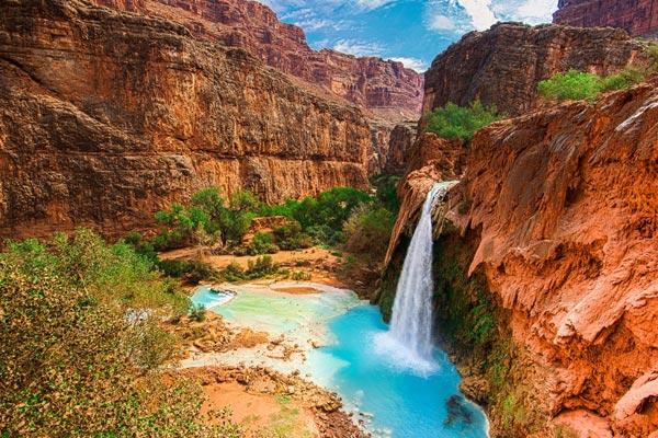 Hikes in Arizona with Waterfalls