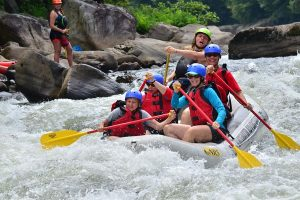 What is Rafting