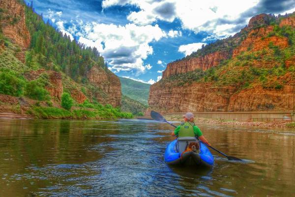 kayaking in denver colorado