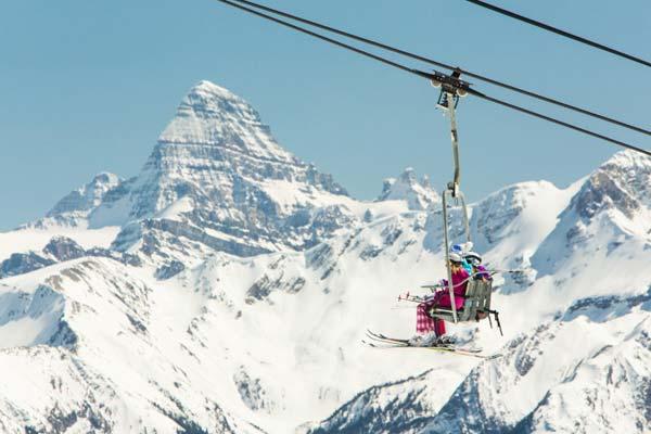 Alberta ski resorts