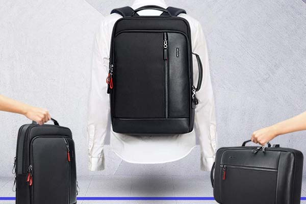 Bopai Intelligent Increase Anti-Theft Backpack