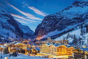 best ski resorts in france
